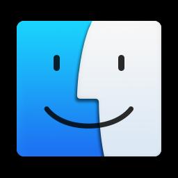 MacOS Finder icon